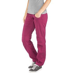 E9 Onda Story Classic Pants Women magenta